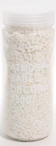 Petites pierres décoration ivoire 750 g