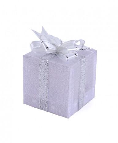 Décoration paquet cadeaux lumineux