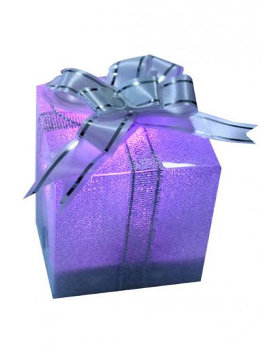 Décoration paquet cadeaux lumineux-1