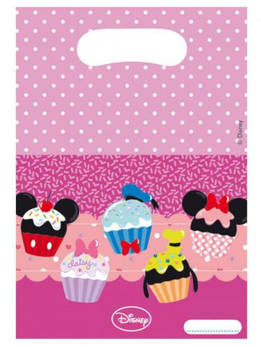 6 Sacs de fête Mickey Minnie cupcake™
