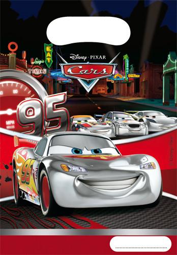 6 Sacs de fête Cars edition™