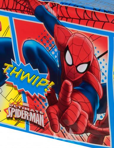 Nappe plastique Spiderman™-1