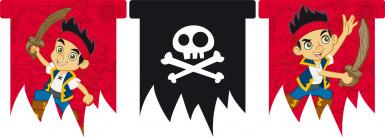 Guirlande fanions Jake et les pirates™