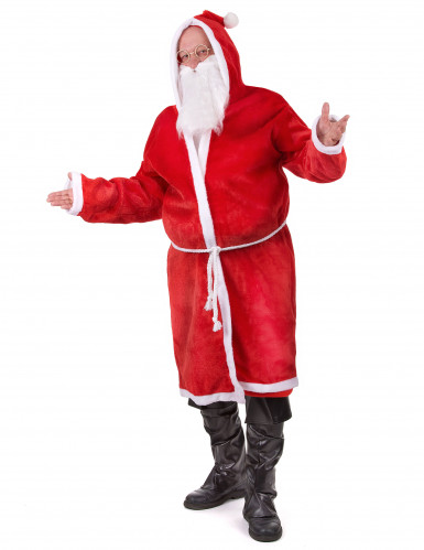 Déguisement Père Noël adulte-1