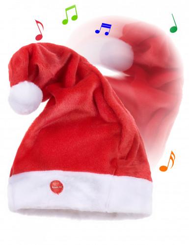 Bonnet Noël fun mouvement