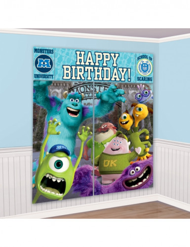 Décoration murale Monsters university™