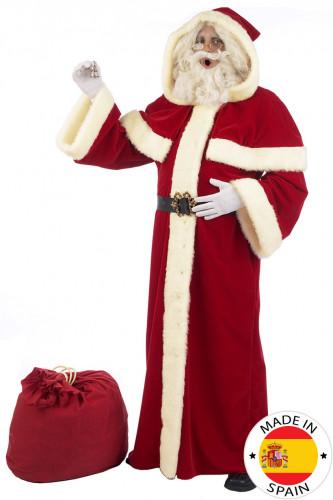 Déguisement Père Noël adulte - Premium