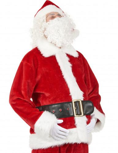 Ventre gonflable de Père Noël adulte-1