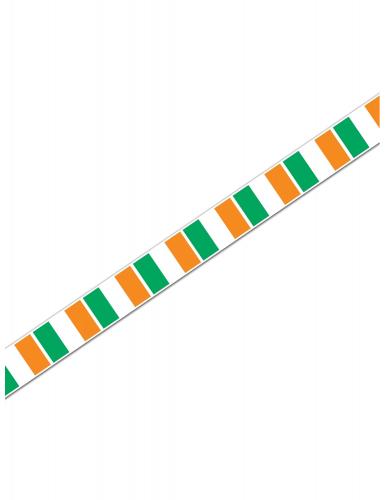 Guirlande drapeau irlandais St Patrick-1