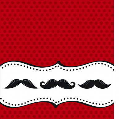 Super Pack anniversaire Moustache-1