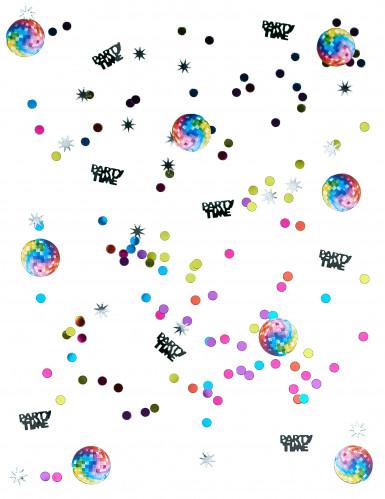 Confettis Disco Boule à facettes 34 gr-1