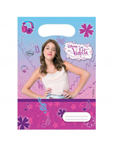 6 Sachets cadeaux Violetta™