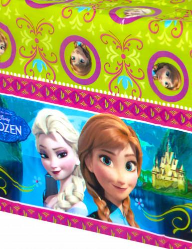 Nappe plastique La Reine des neiges™-1