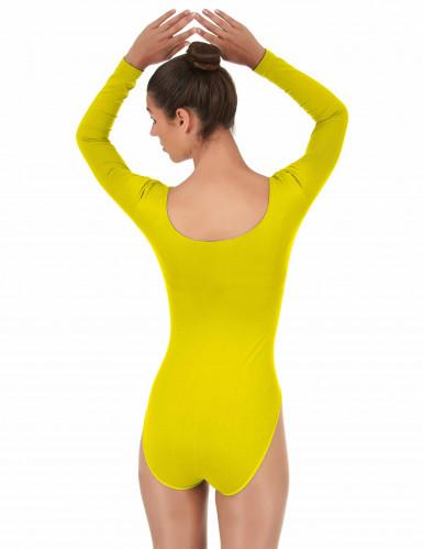 Body jaune adulte-1