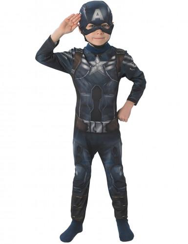 Déguisement Captain America The Winter Soldier™ enfant