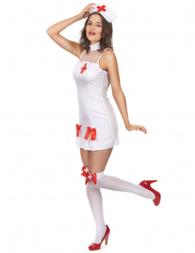 Déguisement infirmière femme-1
