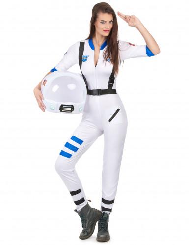 Déguisement astronaute femme