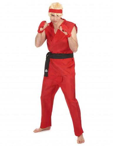Déguisement kung fu homme