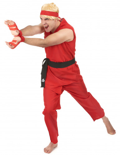 Déguisement kung fu homme-1