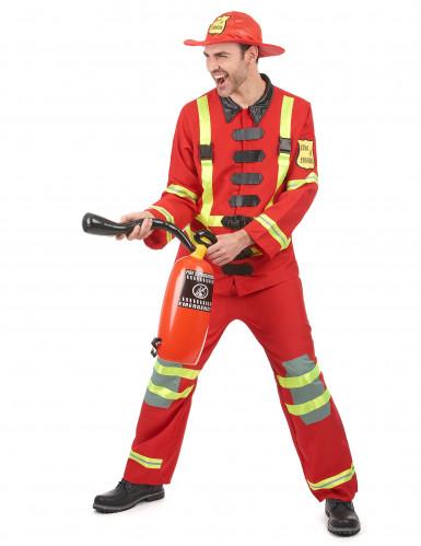 Déguisement pompier homme-1