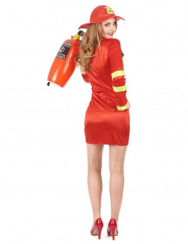 Déguisement pompier femme-2