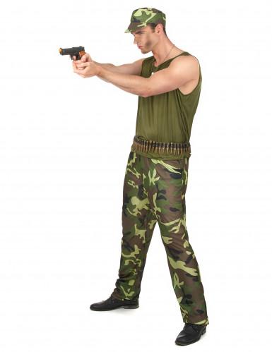 Déguisement militaire homme-1