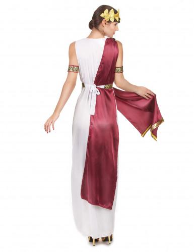 Déguisement impératrice Grecque femme-2