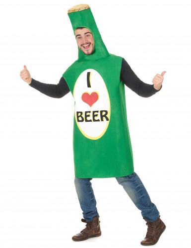 Déguisement bouteille de bière adulte-1