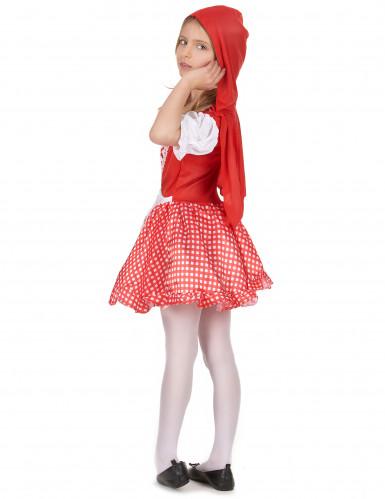 Déguisement chaperon rouge fille-2