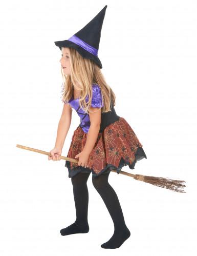 Déguisement sorcière fille-1