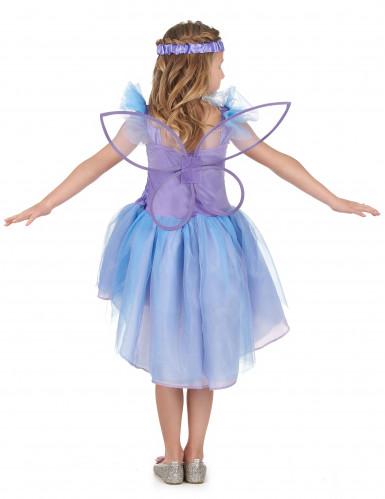 Déguisement fée violette fille-2