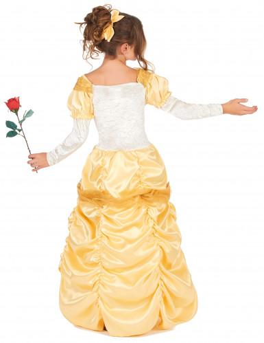 Déguisement princesse beauté fille-2