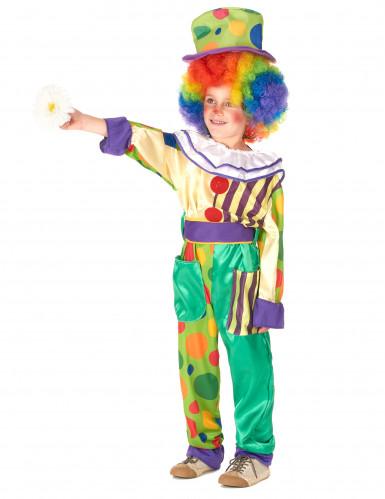 Déguisement clown garçon-1