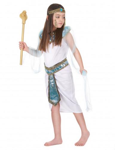 Déguisement reine d'Egypte fille-1