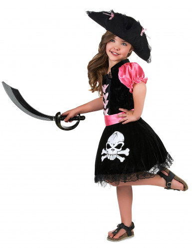 Déguisement pirate girly fille-1