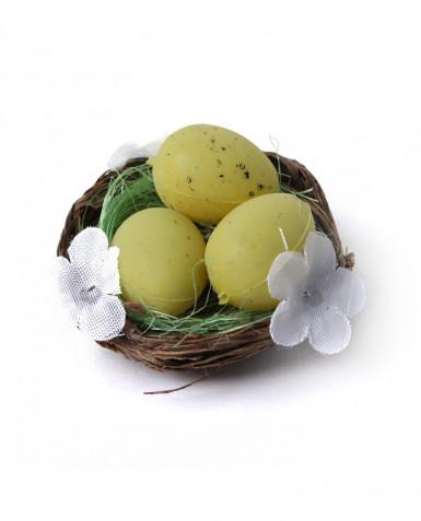 2 Décorations nids de Pâques-1