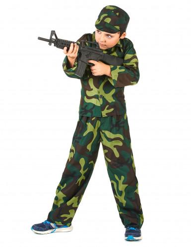 Déguisement militaire garçon-1