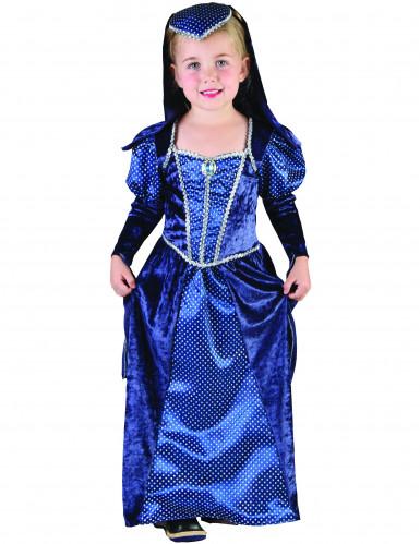 Déguisement princesse renaissance fille