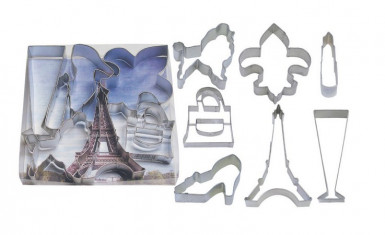 Kit emporte pièces Paris