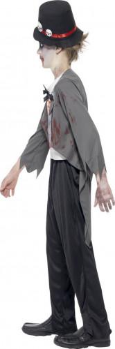 Déguisement zombie marié garçon Halloween-1