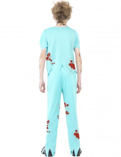 Déguisement docteur zombie enfant Halloween-2