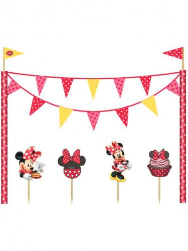 Kit décoration pour gâteau  Minnie café™