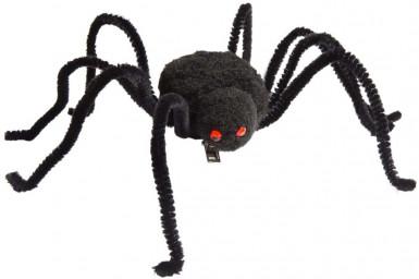 Coiffe araignée adulte Halloween-1