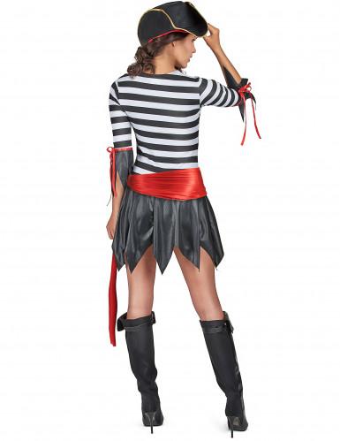 Déguisement pirate femme -2