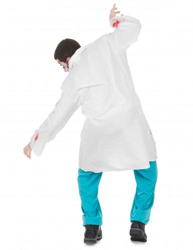 Déguisement chirurgien ensanglanté adulte Halloween-2