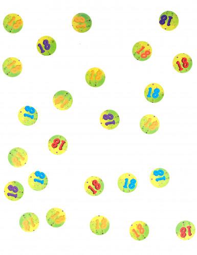 150 confettis de table 18 ans-1