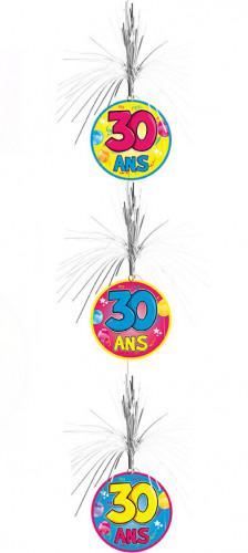 Guirlande cascades 30 ans