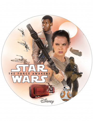 Disque azyme 20 cm Star Wars™
