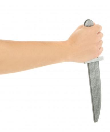 Dague en bois 30 cm-1