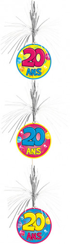 Suspension Cascade 20 ans